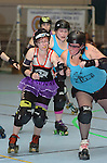 A roller derby  bout in Williamsport.