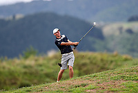 Kerry Mountcastle. New Zealand Stroke Play Championships, Paraparaumu Golf Course, Paraparaumu Beach, Kapiti Coast, Saturday 24 March 2018. Photo: Simon Watts/www.bwmedia.co.nz