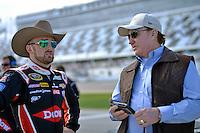 13-21 February, 2016, Daytona Beach, Florida USA<br /> Austin Dillon and Richard Childress<br /> ©2016, F. Peirce Williams