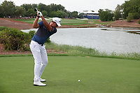Christiaan Bezuidenhout (RSA) during the first round of the DP World Championship, Earth Course, Jumeirah Golf Estates, Dubai, UAE. 21/11/2019<br /> Picture: Golffile | Phil INGLIS<br /> <br /> <br /> All photo usage must carry mandatory copyright credit (© Golffile | Phil INGLIS)
