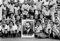 Mozambico  funerale Samora Machel
