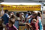 Port Townsend Farmers Market, Washington State, Pacific Northwest, USA,
