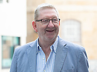 Len McCluskey at the BBC