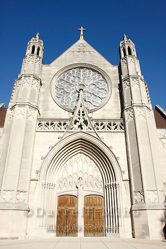 Oct. 29, 2008; Indianapolis, IN - Second Presbyterian Church...Photo credit: Darrell Miho