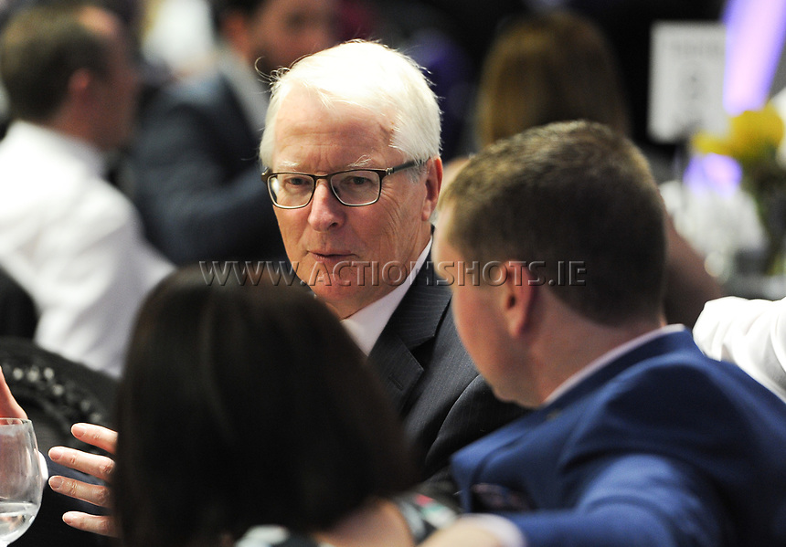 03/02/2018; GAA Handball All-Stars Awards 2018; Croke Park, Dublin;<br /> Willie Roche<br /> Photo Credit: actionshots.ie/Tommy Grealy