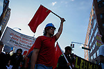 NEWS-International May day or Labour day in New York