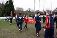 Photo: Richard Lane/Richard Lane Photography. Rosslyn Park HSBC National School Sevens. 03/04/2011.