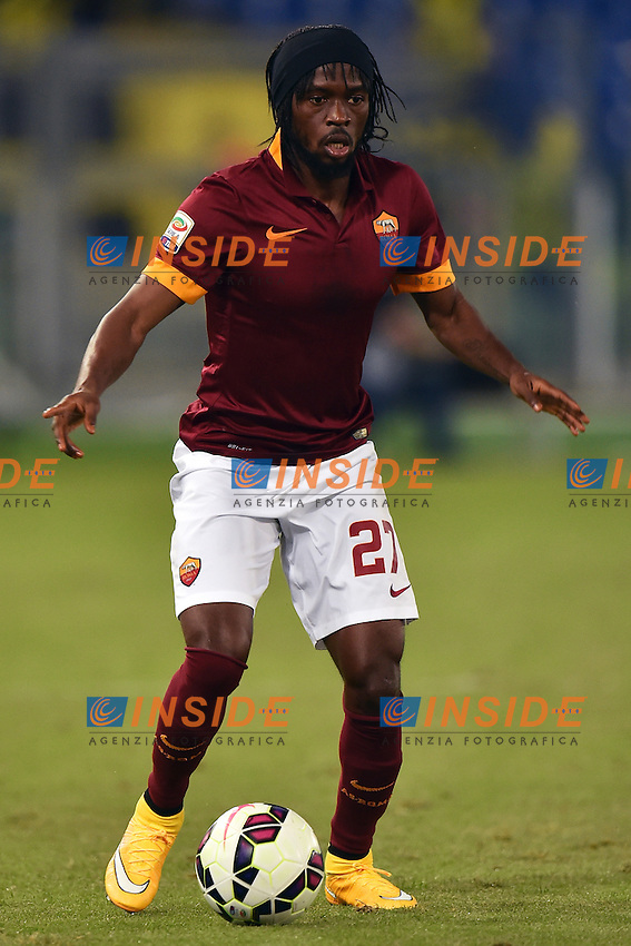Gervinho Roma <br /> Roma 27-09-2014 Stadio Olimpico, Football Calcio Serie A AS Roma - Hellas Verona. Foto Andrea Staccioli / Insidefoto