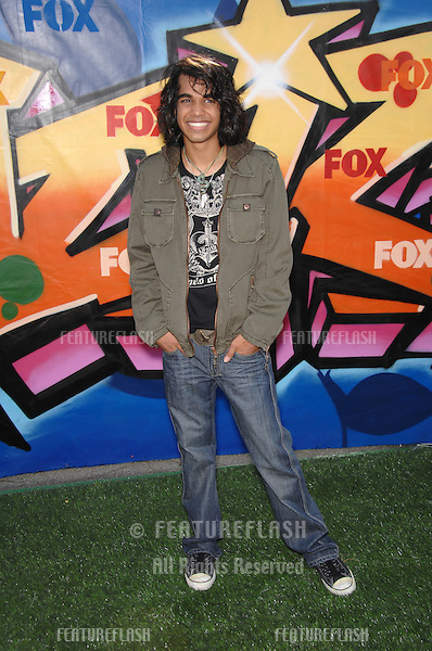 """American Idol"" contestant Sanjaya Malakar at the 2007 Teen Choice Awards at the Gibson Amphitheatre, Universal City, Hollywood..August 26, 2007  Los Angeles, CA.Picture: Paul Smith / Featureflash"