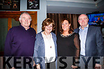 The O'Connor Family, Noel (snr)Eileen,Janne and Noel at the Causway under 21 Medal presentation Dinner dance in The McHales Stretford End Causeway on Friday night.