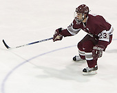 Jon Smyth - Colgate University defeated Yale University 6-2 at Ingalls Rink in New Haven, CT on November 5, 2005.