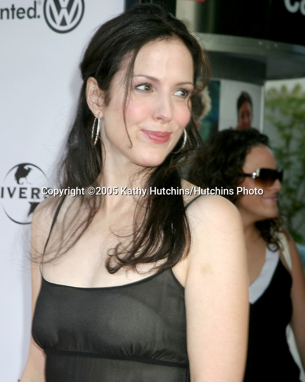 Mary-Louise Parker.40 Year Old Virgin Premiere.Arc Light Theaters.Los Angeles, CA.August  11, 2005.©2005 Kathy Hutchins / Hutchins Photo