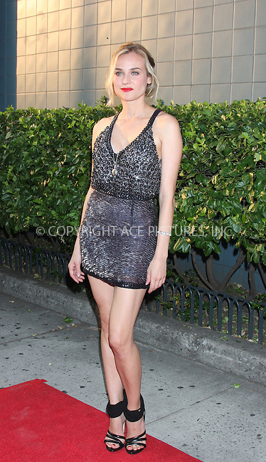 WWW.ACEPIXS.COM . . . . .  ....August 17 2009, New York City....Diane Kruger arriving at The Cinema Society & Hugo Boss screening of 'Inglourious Basterds' at the SVA Theater on August 17, 2009 in New York City.....Please byline: AJ SOKALNER - ACE PICTURES.... *** ***..Ace Pictures, Inc:  ..tel: (212) 243 8787 or (646) 769 0430..e-mail: info@acepixs.com..web: http://www.acepixs.com