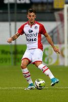 EMMEN - Voetbal, FC Emmen - Quick 20,Jens Vesting,  voorbereiding seizoen 2017-2018, 20-07-2017 FC Emmen speler Nick Bakker