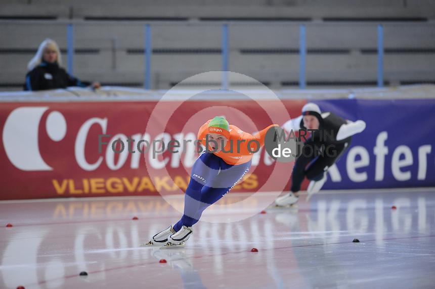 SCHAATSEN: INZELL: Max Eicher Arena, 10-02-2013, Essent ISU World Cup, Season 2012-2013, 1500m Men, B-division, Pim Schipper (NED), ©foto Martin de Jong