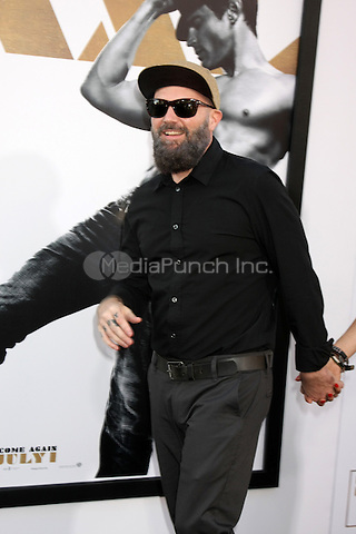 """LOS ANGELES, CA - JUNE 25: Fred Durst  at the """"Magic Mike XXL"""" Premiere at the TCL Chinese Theater on June 25, 2015 in Los Angeles, California. Credit: David Edwards/MediaPunch"""