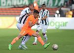 Un gol de Jefferson Duque le bastó a Nacional para vencer a Envigado 1-0 en el Atanasio Girardot de Medellín, por la fecha 4 del Clausura 2015.