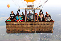 20141012 October 12 Hot Air Balloon Gold Coast