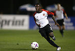 20 March 2004: Freddy Adu makes a run during the second half. DC United of Major League Soccer defeated the Charleston Battery of the A-League 2-1 at Blackbaud Stadium in Charleston, SC in a Carolina Challenge Cup match..