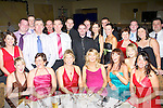 BIG NIGHT OUT: Staff from Simon Jones Transport Group having a great night out at the New Year's Eve Ball held in the Brandon Hotel on Monday night.   Copyright Kerry's Eye 2008
