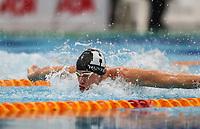 Daniel Hunter, 50m Butterfly. AON Swimming New Zealand National Open Swimming Championships, National Aquatic Centre, Auckland, New Zealand, Monday 2nd July 2018. Photo: Simon Watts/www.bwmedia.co.nz