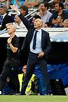 Supercopa de Espa&ntilde;a - Vuelta<br /> R. Madrid vs FC Barcelona: 2-0.<br /> Zinedine Zidane.