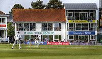 General view of the Lime Tree Cafe during the Specsavers County Championship Div 2 game between Kent and Sussex at the St Lawrence Ground, Canterbury, on May 11, 2018