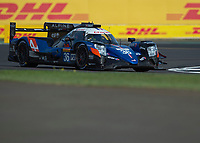 André Negrão (BRA), Pierre Ragues (FRA), Thomas Laurent (FRA) SIGNATECH ALPINE ELF during the WEC 4HRS of SILVERSTONE at Silverstone Circuit, Towcester, England on 31 August 2019. Photo by Vince  Mignott.