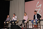 The Young and The Restless actors Camryn Grimes, Jason Thompson, Melissa Ordway, Daniel Goddardcame together on February 16, 2019 for a fan q & a, meet and great with autographs and photo taking hosted by Soap Opera Festival's Joyce Becker at the Hollywood Casino in Columbus, Ohio. (Photos by Sue Coflin/Max Photos)
