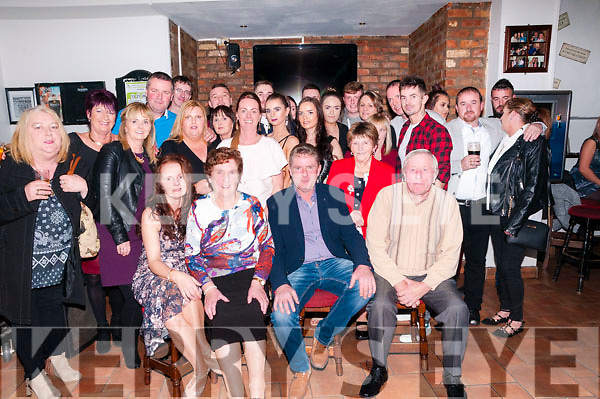 50yh Birthday: Richard Horgan, Listowel celebrfating his 50th birthday with family & friends at Brosnan's Bar, Listowel on Saturday night last.