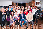 50yh Birthday: Richard Horgan, Listowel celebrfating his 50th birthday with family & friends at Brosnan's Bar, Listowel on Saturday night last.
