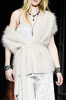 Bottega Veneta<br /> New York Fashion Week <br /> FW18 <br /> New York Fashion Week,  New York, USA in February 2018.<br /> CAP/GOL<br /> &copy;GOL/Capital Pictures