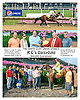 RC's Daisyduke winning The White Clay Creek Stakes at Delaware Park on 7/29/15
