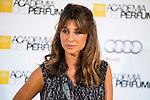 Elena Tablada attends the photocall of the IX Gala Perfume Academy Awards at Madrid Casino in Madrid. April 26, 2016. (ALTERPHOTOS/Borja B.Hojas)