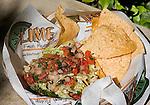 Tostado, Limefresh Restaurant, South Beach, Miami, Florida