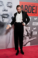 Edu Soto attends to ARDE Madrid premiere at Callao City Lights cinema in Madrid, Spain. November 07, 2018. (ALTERPHOTOS/A. Perez Meca) /NortePhoto.com