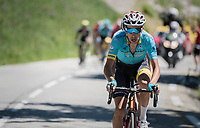 stage 7: Aoste &gt; Alpe d'Huez (168km)<br /> 69th Crit&eacute;rium du Dauphin&eacute; 2017