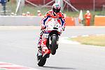 Danilo Petrucci (ITA) OCTO Pramac Racing, Moto GP, Free practice, Gran Premi Monster Energy de Catalunya