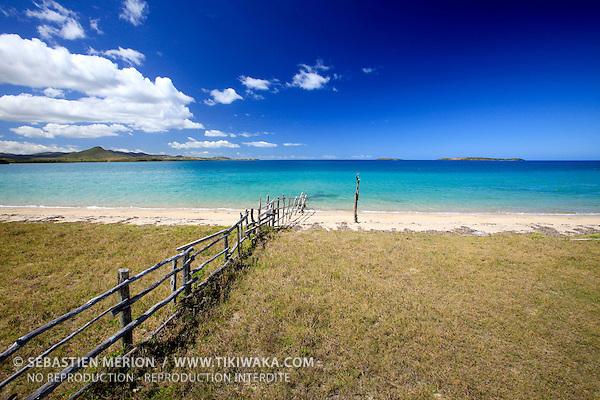 Baie de Uitoé, région de Tontouta, côte ouest Nouvelle-Calédonie
