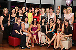 Pauline Reynolds celebrates her 40th in Bru with friends...Picture Jenny Matthews/Newsfile.ie