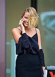 15 SEPTEMBER 2015 SYDNEY <br /> AUSTRALIA<br /> <br /> EXCLUSIVE PICTURES<br /> <br /> Lara Worthington pictured out and about going to meetings in Sydney. <br /> <br /> *No web without clearance*<br /> <br /> MUST CALL PRIOR TO USE <br /> <br /> +61 2 9211-1088. <br /> <br /> Note: All editorial images subject to the following: For editorial use only. Additional clearance required for commercial, wireless, internet or promotional use.Images may not be altered or modified. Matrix Media Group makes no representations or warranties regarding names, trademarks or logos appearing in the images.