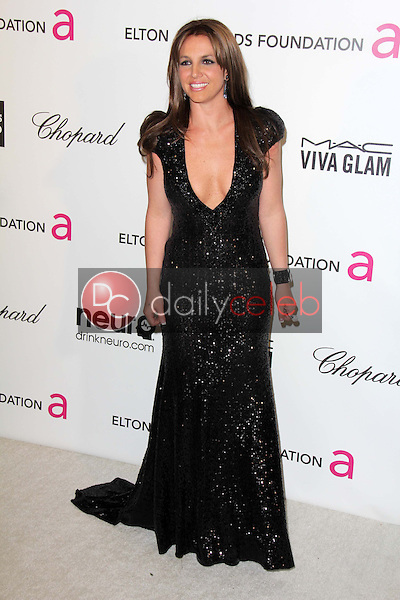 Britney Spears<br /> at the Elton John Aids Foundation 21st Academy Awards Viewing Party, West Hollywood Park, West Hollywood, CA 02-24-13<br /> David Edwards/DailyCeleb.com 818-249-4998