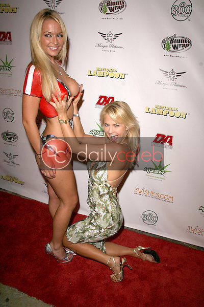 Heather Smith and Brandin Rackley<br />