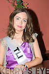 Contestants for the 2009 Kerry Rose selection who met up at the Imperial Hotel, Tralee on Saturday night Mairead Fitzmaurice (TLI,Tralee)