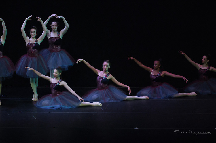 "Saturday Evening, ""Flight To Neverland"", the 2013 Annual Recital by the Cary Ballet Conservatory."