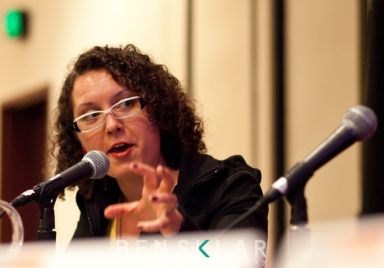 "Maria Popova, founder of Brain Pickings, participated in a panel called ""The Curators and the Curated"" about online content production during the SXSW Interactive conference."