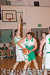 Team Meadowlands v Team Subway,Portlaoise in Mounthawk Gym, Mercy Mounthawk Secondry School, on Saturday...