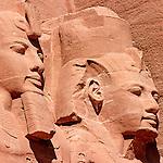 CroisieÃÄre sur le lac Nasser en Egypte