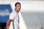 01 June 2016: Charlotte head coach Mike Jeffries. The Carolina RailHawks hosted the Charlotte Independence at WakeMed Stadium in Cary, North Carolina in a 2016 Lamar Hunt U.S. Open Cup third round game. The RailHawks won 5-0 after extra time after regulation ended in a 0-0 tie.