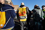 Notts County 0 Mansfield Town 0, 14/01/2017. Meadow Lane, League Two. The Mansfield punks. Photo by Paul Thompson.